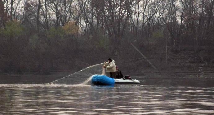 Рыбалка в биосферном заповеднике