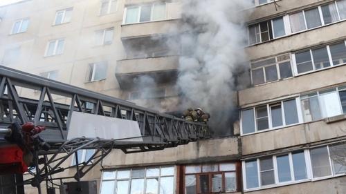 Двое пожилых людей погибли напожаре вКанищево