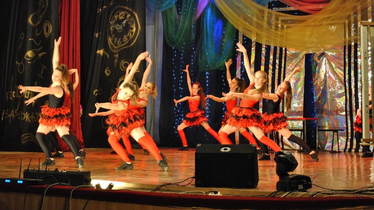 Сценарий к отчетному концерту танцевального коллектива
