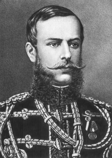 Михаил Скобелев в молодости