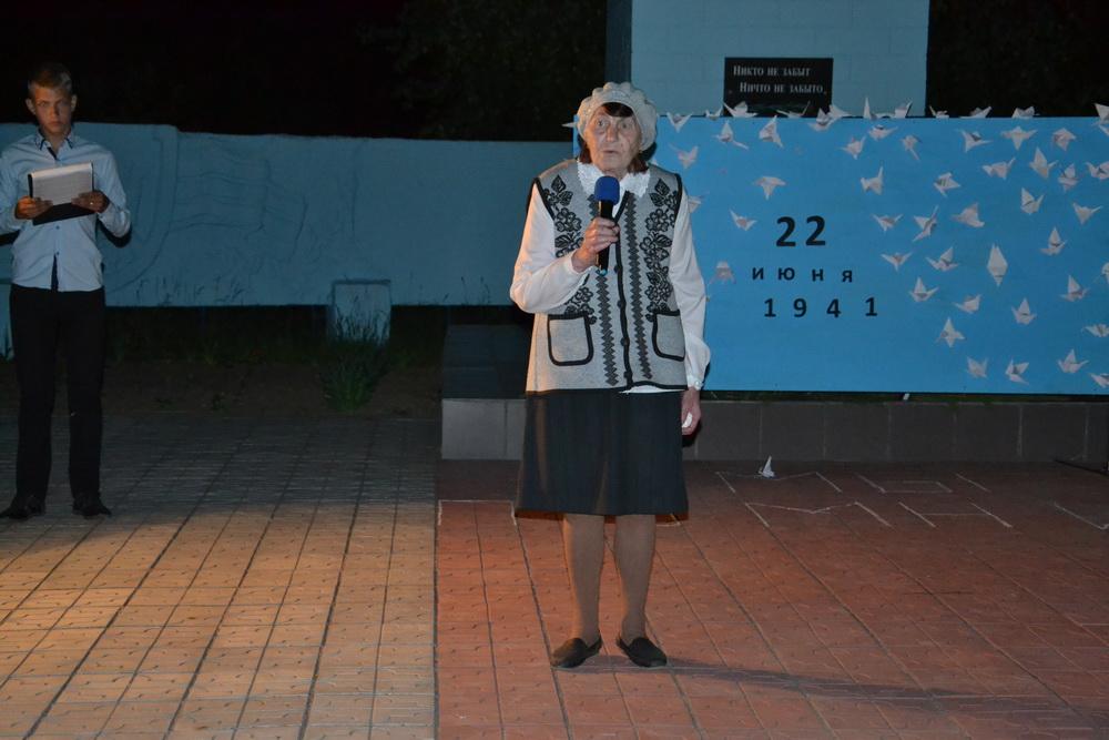 Свеча памяти Чучково1