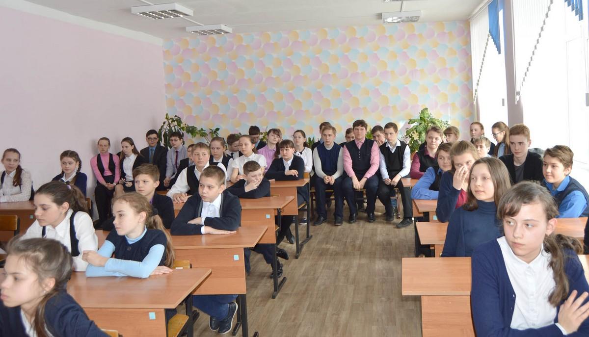 урок в Милославском1