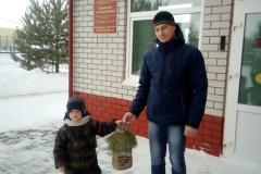 Сережа и Владимир Евсиковы