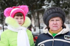 !009 - Надежда Николаевна Самохина и ее внучка Варя