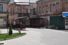 Почтовый двор вид