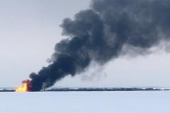 газопровод пожар 1