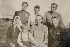 Михайлов. Лето 1945 г.