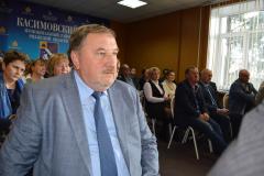 Юрий Новиков и о главы администрации