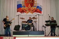 Ряжск. Концерт к 23 февраля