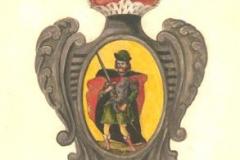 Из Знаменного гербовника Миниха