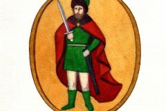Герб на Панире 1742