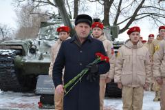 Ряжск. 30 лет вывода войск  Афганистан DSC_2277