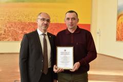 Мансуров награда