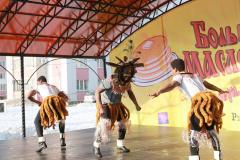 Африканский танец
