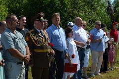 Ряжск. Открытие мемориала в Ногайском DSC_0153