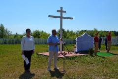 Ряжск. Открытие мемориала в Ногайском DSC_0321