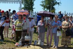 Ряжск. Открытие мемориала в Ногайском DSC_0387