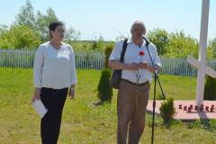 Ряжск. Открытие мемориала в Ногайском DSC_0432
