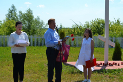 Ряжск. Открытие мемориала в Ногайском DSC_0517