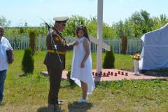 Ряжск. Открытие мемориала в Ногайском DSC_0553