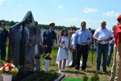 Ряжск. Открытие мемориала в Ногайском DSC_0622