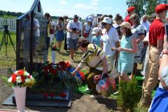 Ряжск. Открытие мемориала в Ногайском DSC_0695