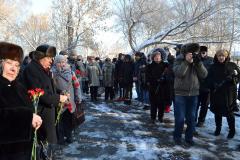 Ряжск. Митинг блокада Ленинграда  DSC_0410