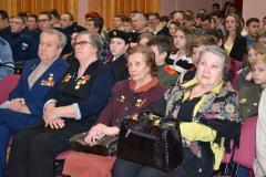Ряжск. Митинг блокада Ленинграда DSC_0577