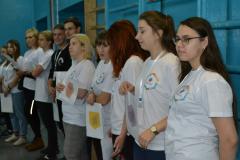 Волонтеры акции Перспектива