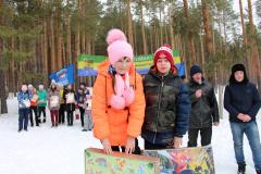 Сараи Гравкову лыжня 4