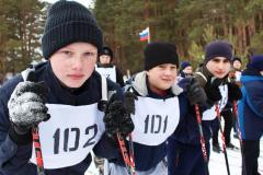 Сараи Гракову лыжня 1