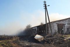 Пожар на ферме 2