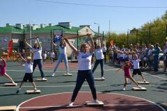 спортплощадка милославское5
