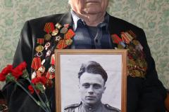 Портрет М.М.Воронина (на конкурс Я помню! Я горжусь!)