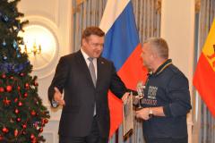 Николай Любимов и Петр Завишо