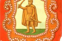 Рязанская эмблема с покровца