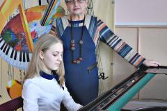 Нина Борисовна и Полина