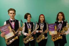 kvintet-saksofonov