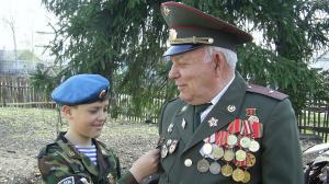Ал-Нев.уч.ВОВ Кожин Иван Вл. фото М.Садовниковой