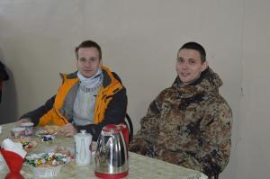 Лыжный поход1