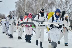 Лыжный поход6