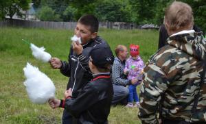 Сараи день села Троицкое 1