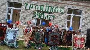 Сараи день села Троицкое 2