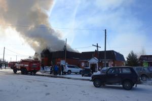 пожар в Милославском3
