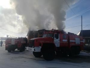 пожар в Милославском4