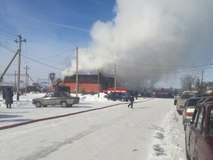 пожар в Милославском6