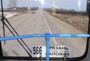 сапожковский автобус24