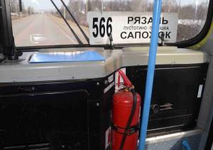 сапожковский автобус25