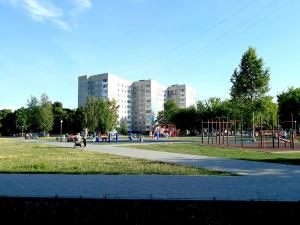 ст новый парк