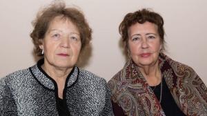 05 - Нина Скорюкова и Лиза Сафонова